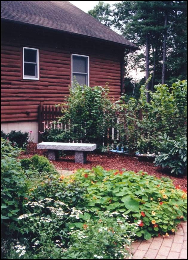 #9  herb garden